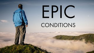 Fabulous Conditions For Landscape Photography