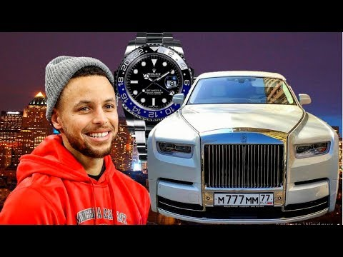 7 Expensive things owned by Basketball Star Stephen Curry
