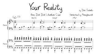 Dan Salvato – Your Reality (Doki Doki Literature Club!)