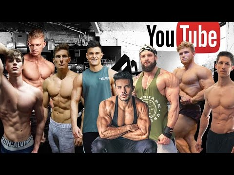 mp4 Bodybuilding Youtubers, download Bodybuilding Youtubers video klip Bodybuilding Youtubers