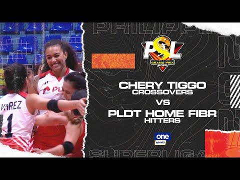 Full Game: Chery Tiggo vs. PLDT Home Fibr | PSL Grand Prix 2020