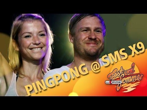PINGPONG - Full Set @ Sonne Mond Sterne 2015 X9 (DJ Set Sputnik) SMS