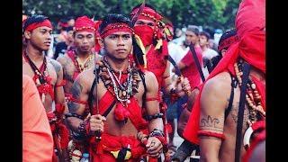 Gawai Dayak KE-XXXIV  2019 Kal-bar.bersama Pasukan MERAH. Bangkule Rajakng. .