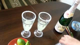 Смотреть онлайн Коктейль с шампанским: рецепты в домашних условиях
