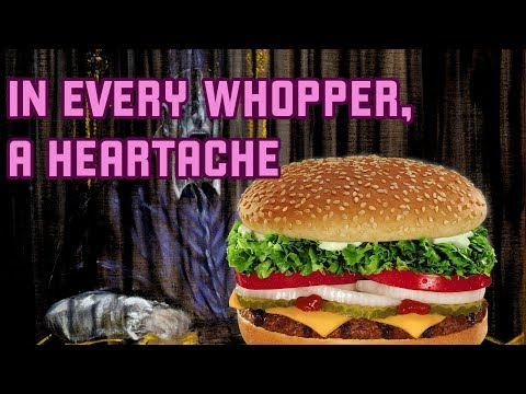 In Every Whopper, A Heartache: Fast Food, Capitalism, and Mental Health