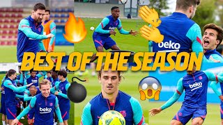 THE MOST PERFECT MOMENTS IN TRAINING 2020/21 RECAP!