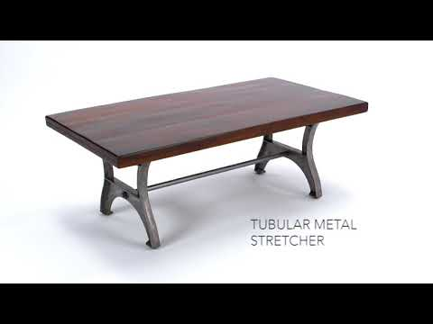 Dresbane T866-1 Rectangular Cocktail Table