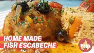 Fried Fish Escabeche 🍛