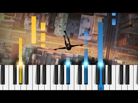 Post Malone & Swae Lee - Sunflower (Spider-Man: Into the Spider-Verse) - EASY Piano Tutorial
