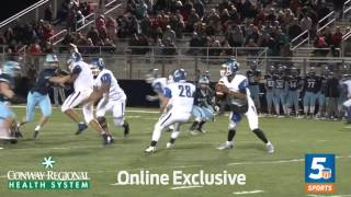 Conway vs Har-Ber Highlights