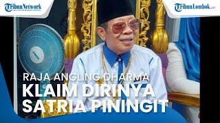Raja Angling Dharma di Pandeglang Klaim Dirinya 'Satria Piningit', Sebut Banyak Bantu Warga Miskin