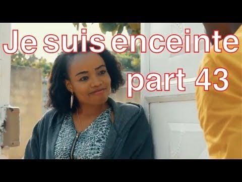 Je suis enceinte mini serie PART 43 | Strong  | Blondine  | Anie |  Tania| |  Johny | Gaelle etc
