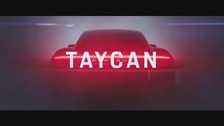HOW DO YOU PRONOUNCE THE NEW PORSCHE ELECTRIC SEDAN? TAYCAN?