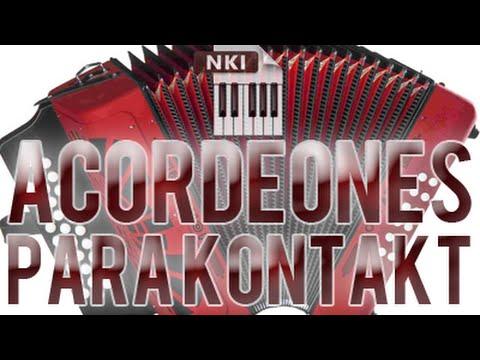 COLECCIÓN ACORDEONES | Librería .NKI para KONTAKT