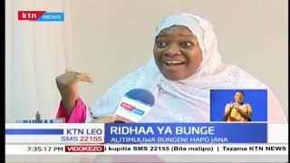 Ridhaa ya Bunge: Mbenge  Zulekha Hassan aliyeenda na mtoto mchanga bungeni