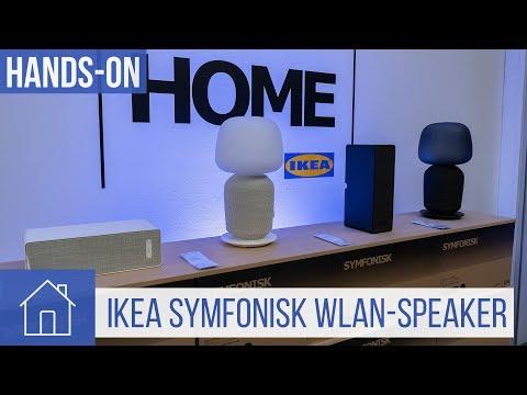 IKEA SYMFONISK - WLAN-Lautsprecher mit Sonos Sound