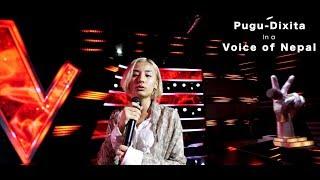 Pugu in Voice of Nepal