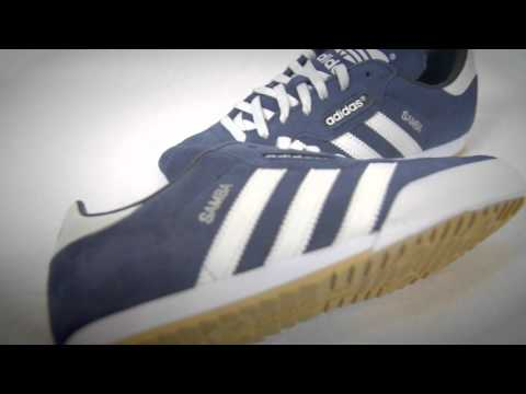 Adidas Originals Samba Suede Mp3