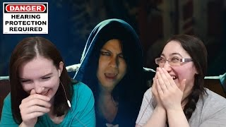 VAMPS INSIDE OF ME feat  Chris Motionless Reaction Video