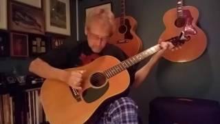 """""""Water Song"""" by Jorma Kaukonen"""