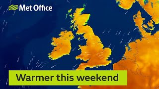 Weather Story - How warm will it be this Bank Holiday weekend?