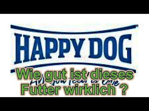 Happy Dog - Wie gut ist dieses Hundefutter wirklich ? / Hundefutter Test / Nature Trails