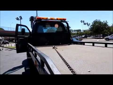 2005 Chevrolet C5500 Kodiak Rollback Tow Truck Flat Bed For Sale 805-486-6424 Mp3