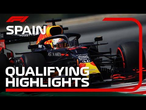 F1 2020 第6戦スペインGP(カタルニアサーキット)予選ハイライト動画