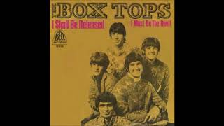 The Box Tops, I shall be released, Single 1969