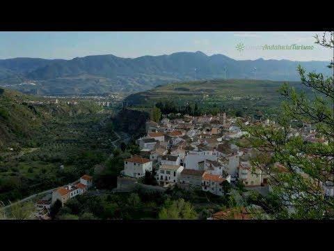 Valle de Lecrín, un valle con sabor nazarí. Granada