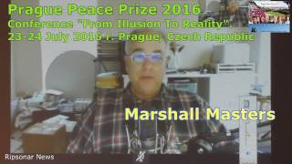 Marshall Masters: NIBIRU-Planet X System Flyby, Pole Shift, 3 Days of Darkness, Earthquakes