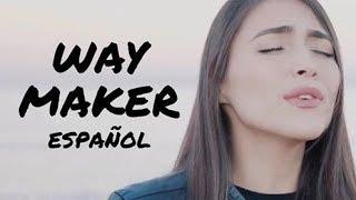ABRES CAMINOS (Video Oficial) - WAY MAKER (Español) - Alexia Montoya - Música Cristiana