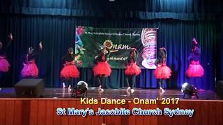 Bollywood Dance - Onam' 2017