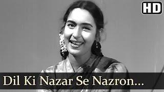Dil Ki Nazar - Raj Kapoor - Nutan - Anari - Lata Mangeshkar