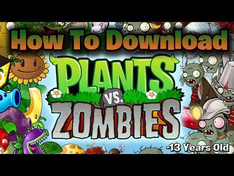 Plants vs  Zombies Free Full Version Download - смотреть онлайн на
