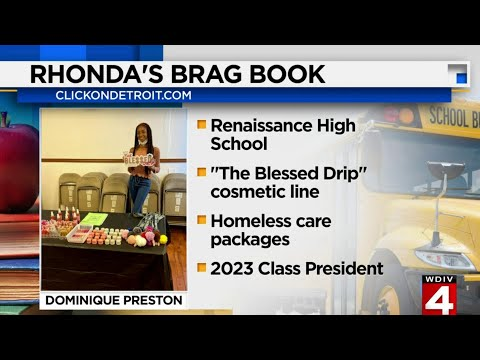 Brag Book: Dominique Preston