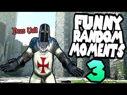 Mordhau funny random moments montage 3