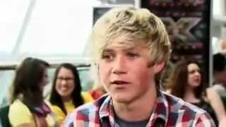 First Audition Of Niall James Horan