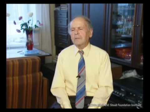 Петр Рабцевич об оккупации Пинска и своем спасителе