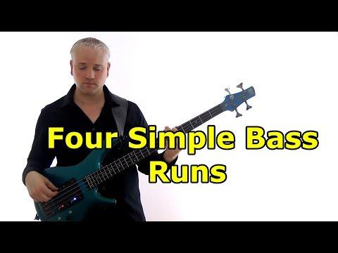 Pentatonic Bass Runs