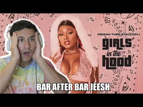 Megan Thee Stallion - Girls in the Hood [Official Audio] - REACTION!!!