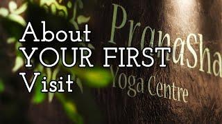 Your First Visit To PranaShanti Yoga Centre Ottawa