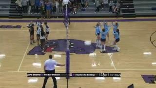 Varsity Volleyball | Har-Ber vs Fayetteville