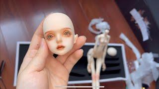 Doll Chateau Nicola-B Unboxing | BJD Unboxing