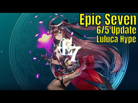 Epic Seven: 2/13 LUNA!/Tamarinne Changes/Bellona Side Story/Mages