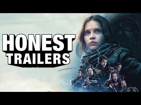 Honest Trailers Makes Rogue One Choke On Its Aspirations