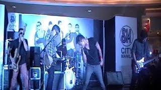 6CYCLEMIND Live! @ SM City Manila