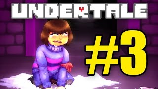 WHAT HAVE I DONE!?!?? - Let's Play UnderTale #3