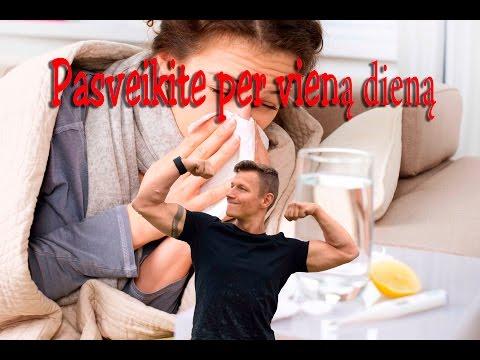 Ką daryti su 1 laipsnio hipertenzija vyrams