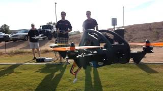 Dan Test flying BlueSkyRC WASP 280 Mini FPV Quad